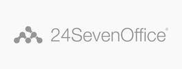 24 Seven Office Logo Horiz Blue